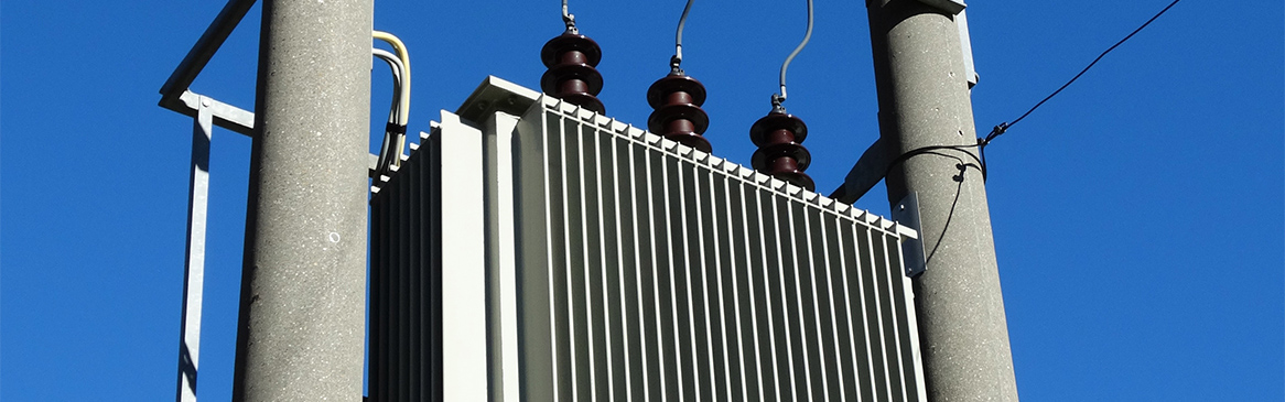 Distribution Transformers market research including market size and competitive analysis landing page image.