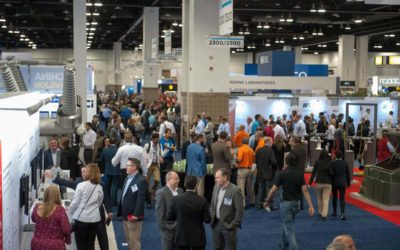 IEEE PES T&D 2018 – Conference Impression