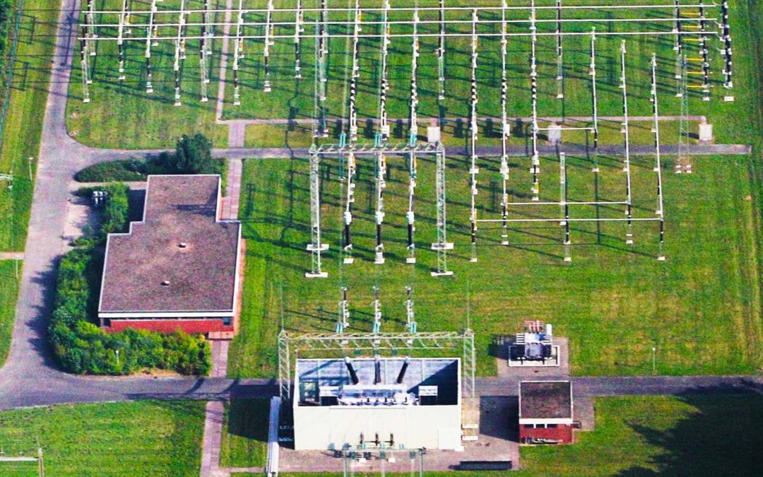 Digital substations in power transmission and distribution grid.