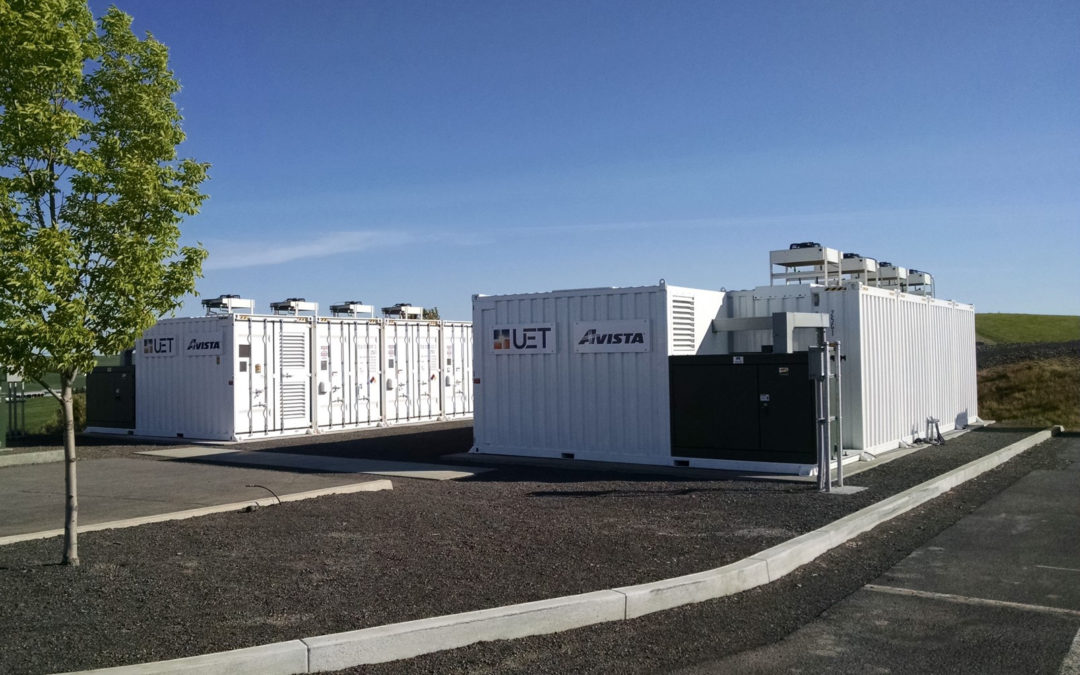 Energy Storage, bulk power systems