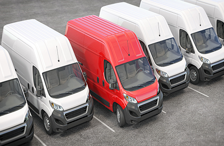 Last Mile Delivery Vehicles Aiming for Electrification